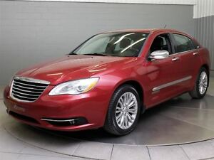 2012 Chrysler 200 LIMITED V6 MAGS TOIT CUIR