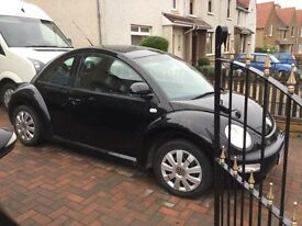 Vw beetle 2002 1.6 petrol