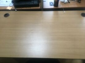 Selling wooden office table