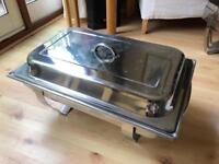 Chafing dishes x4