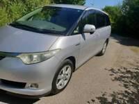 Toyota Estima Hybrid Fresh import