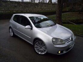 Volkswagen Golf 2.0 GT-TDI **New Timing Belt & Water Pump** R32 Alloys Like leon Fr, VRS, a3, astra