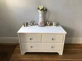 Decorative solid drawers