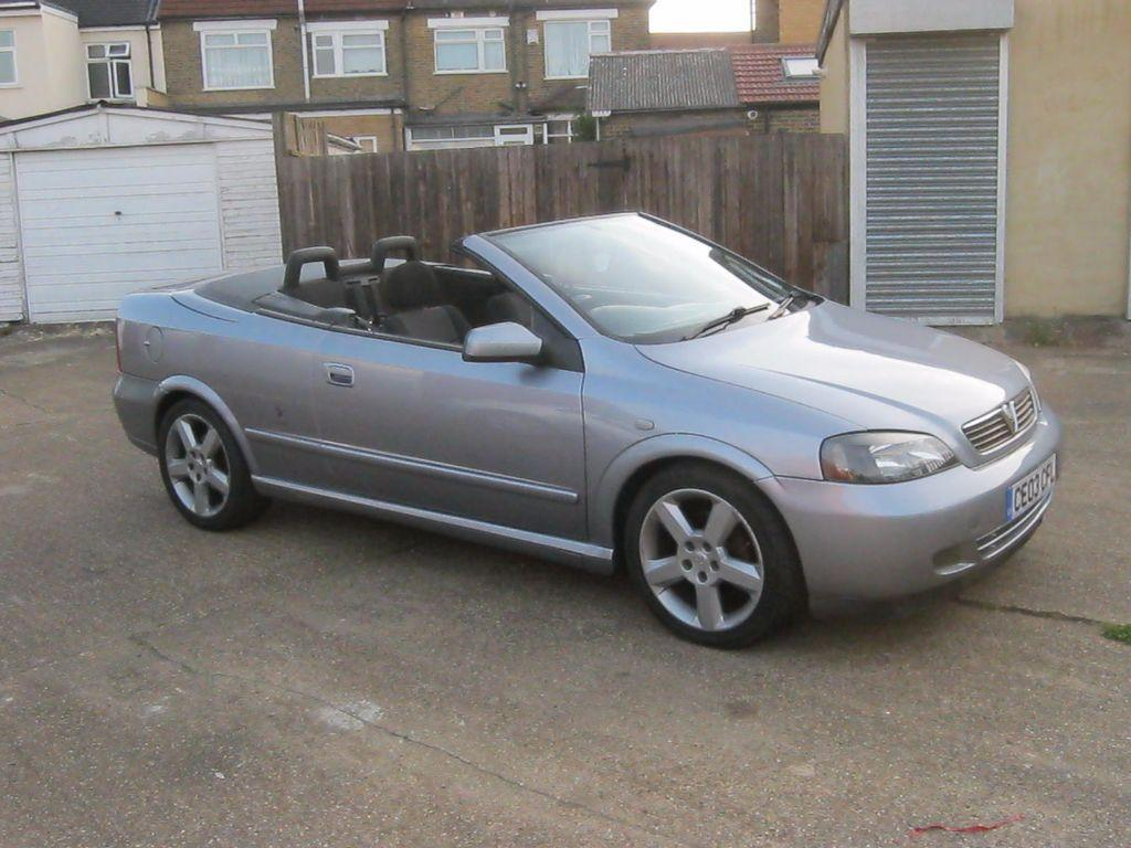 vauxhall astra bertone convertible silver in wanstead london gumtree. Black Bedroom Furniture Sets. Home Design Ideas