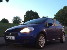 Fiat Grande Punto 1.2 Dynamic 5dr - Cheap Tax and Insurance . Ideal First Car! £1695 ONO