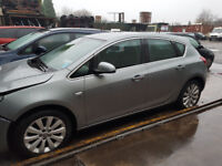Vauxhall Astra MK 6/J Passengers Front door in Silver 2010 11 12 13 14 2015 N/S/F Ring for more info