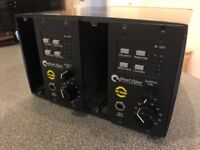 Great River MP 500NV Preamps x 2 + Lindell 506 Lunchbox