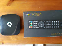 Q Box Streaming Media Player with Kodi