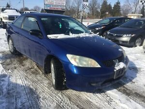 2004 Honda Civic LX **AS IS SPECIAL**