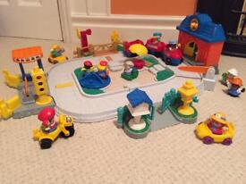 Fisher Price Little People Train playset