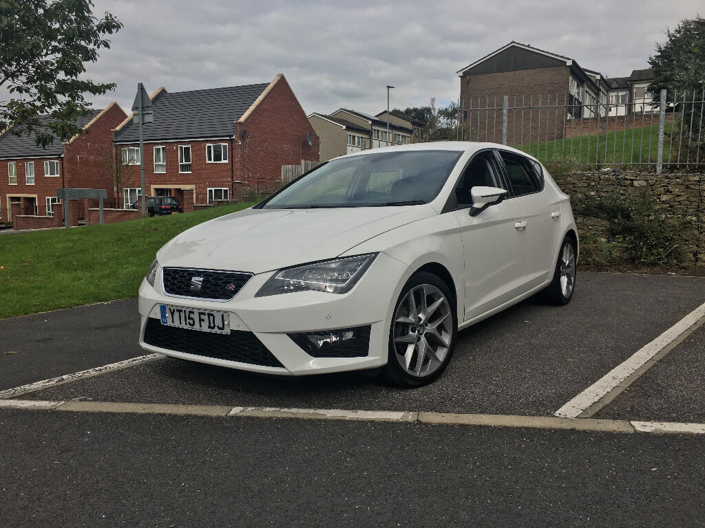 SEAT LEON FR 2015 Diesel 2L Manual 5 doors FR TECHNOLOGY TDI 150