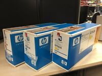 HP Printer Cartridges (x3)