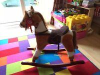 Heritage Toy Rocking Horse