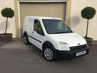 Ford Transit Connect With Only 60.000 Miles !!