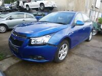 CHEVROLET CRUZE - LP60YFX - DIRECT FROM INS CO