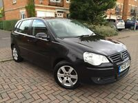 2008 VW POLO 1.4 DISEL £ 30 TAX / YEAR NEW MOT ( NO ADVISORY( EXCELLENT)