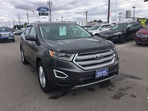 2015 Ford Edge Super clean SEL Edge with only 11699 km! Windsor Region Ontario image 5