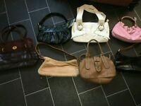 Hand bags £2 each