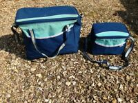 Cooler Bags x 2