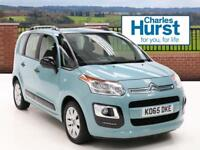 Citroen C3 BLUEHDI EDITION PICASSO (blue) 2016-02-29