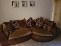 3 seater sofa and chair for sale