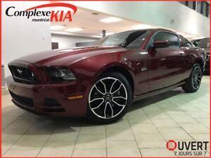 2014 Ford Mustang GT V8 5.0L *22539KM* S.CHAUFFANTS CUIR SHAKER