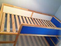 IKEA kura bed frame