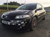 R26 Renault sport limited edition Megane, not vxr, a4, m3, type r