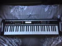 Korg X50 Music Synthesiser.