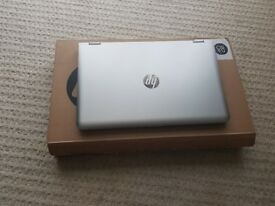 HP Pavilion X 360 2 in 1 laptop Touchscreen