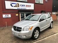 2007 DODGE CALIBER SXT AUTOMATIC 2.0 PETROL*1 FORMER KEEPER*2 KEYS*NEW MOT*CRUISE CONTROL*LEATHER*