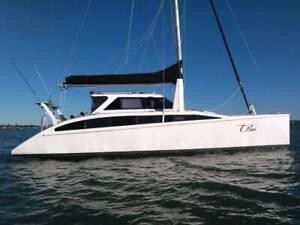 ROGERS Catamaran  10.5 WELL-PROVEN SAILING CAT Burnett Heads Bundaberg City Preview