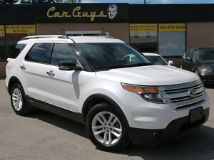 2013 Ford Explorer XLT - BU Cam, P Liftgate, Bluetooth