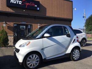 2015 Smart fortwo Pure/Passion