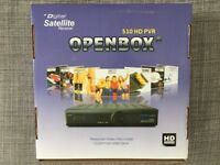 Digital Satellite Receiver Openbox S10 HD PVR
