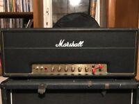 Marshall YJM100 Guitar Amp Head 100 Watt