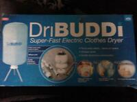 Dribuddy - electric clothes dryer