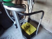Vibration plate - almost new condition, low price