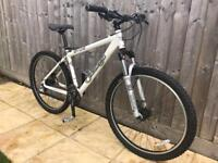 Orange evo 8 mountain bike will post