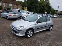 2002 Peugeot 206 2.0 HDi D-Turbo with 6mths MOT