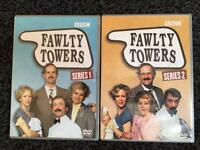 Fawlty Towers DVD - series 1 and 2