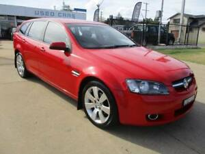 2009 VE HOLDEN INTERNATIONAL WAGON Young Young Area Preview