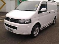 vw transporter T5 2.0 TDI T26 SWB 2010 face lift model