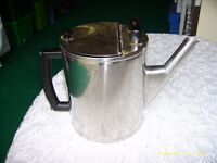 Catering style coffee/tea pot