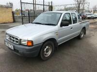 Ford Ranger 2.5 Manual Diesel 2002