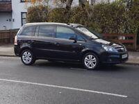 Vauxhall Zafira Design 2007 - Great Family Car
