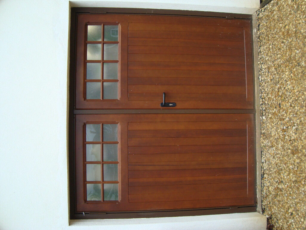 Garage Doors Nearly New Side Hinged By Garador Now Sold
