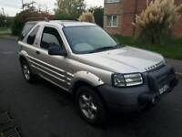 LAND ROVER FREELANDER 4X4 10 MONTHS MOT 98K MILES IMMACULATE CONDITION