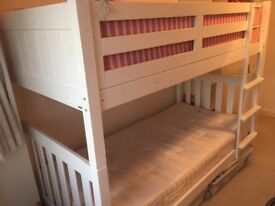 Aspace Bunk Bed - Nantucket, High Quality and Good Condition