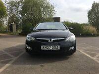 Honda Civic 1.3 IMA Hybrid ES Saloon 4dr - £2999